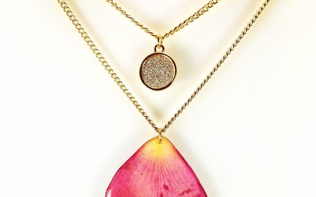 Natyre, unas joyas hechas con nuestra resina